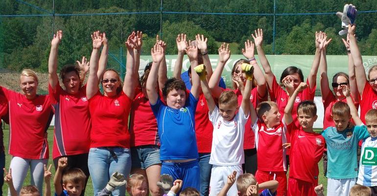 Zwieńczony udany sezon Ekoball-u. Piknik sportowo-rekreacyjny (FOTORELACJA)