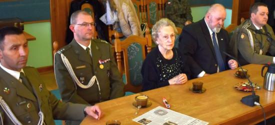 Córki podoficerów odznaczone medalami zasłużonych dla Sanoka (FOTO, VIDEO)