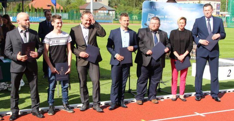 SANOK: Nagrodzono działaczy, trenerów i sportowców (FOTO)