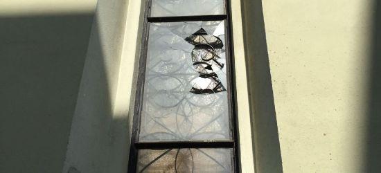 SANOK: 38-latek zdewastował kościół farny i samochody księży (FOTO)