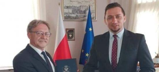 Bogdan Struś sekretarzem Sanoka (FOTO)