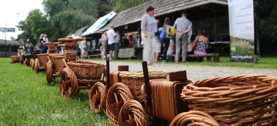 Skansen przepełniony kulturą ludzi gór. Trwa święto Karpat w Sanoku (FILM, ZDJĘCIA)