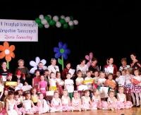 SANOK: Przedszkolaki w rytmie tańca