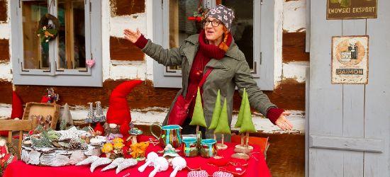 SANOK: Jarmark Bożonarodzeniowy w sanockim skansenie. ZOBACZ FOTORELACJĘ