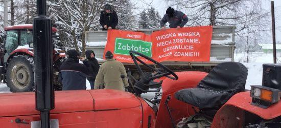 SANOK: Pełna mobilizacja do protestu. Startują o 13! (VIDEO, FOTO)