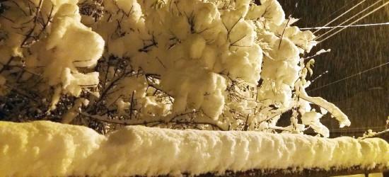 W sobotę dosypie śniegu! Ostrzeżenie drugiego stopnia