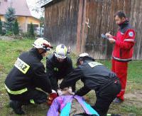 Zatrzymanie krążenia u dziecka, hipotermia i amputacja kończyny. Strażackie mistrzostwa w ratownictwie medycznym (ZDJĘCIA)