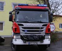 KRONIKA STRAŻACKA: Pożar piwnicy i stropu oraz kolizje na drodze