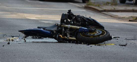 PODKARPACIE. Śmiertelny wypadek. Nie żyje 22-letni motocyklista