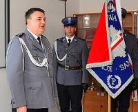 Komendant sanockiej Policji przechodzi na emeryturę. Pożegnanie nadkom. Grzegorza Matyniaka (ZDJĘCIA)
