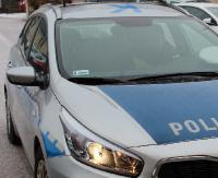 GMINA SANOK: Zderzenie trzech osobówek. Dwa samochody w rowie