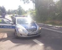 KRONIKA POLICYJNA: Na promilach i z zakazem prowadzenia pojazdów, włam do piwnicy po drogi rower, upadek z drabiny w pracy
