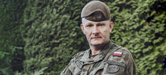 Nowy dowódca podkarpackich terytorialsów! (FOTO)