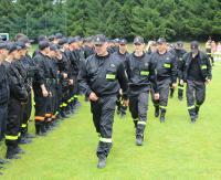 AKTUALIZACJA: Jednostki OSP z Gminy Zagórz rywalizowały w Czaszynie (FILM, ZDJĘCIA)