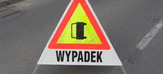 Tragiczny wypadek w Długiem. Nie żyje 16-letni motorowerzysta