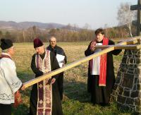 ŚRODA: Ekumeniczna Droga Krzyżowa w Międzybrodziu (ZDJĘCIA)