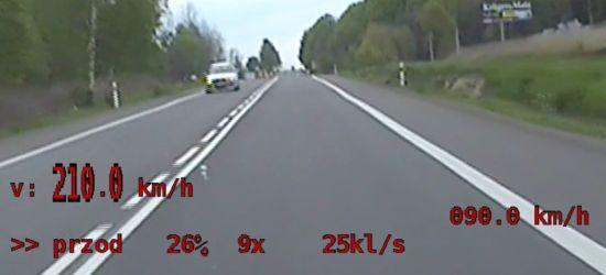 PODKARPACIE: Szybko, nie znaczy bezpiecznie! (VIDEO)