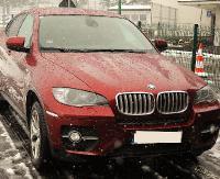 """GRANICA: Amerykanin z prawem jazdy """"fantasy"""" i w kradzionym BMW (ZDJĘCIA)"""