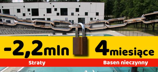 SANOK: Fatalne informacje dotyczące basenów… (VIDEO, ZDJĘCIA)