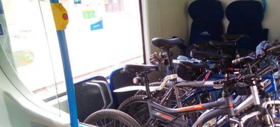 Policjanci apelują o właściwe zabezpieczanie rowerów