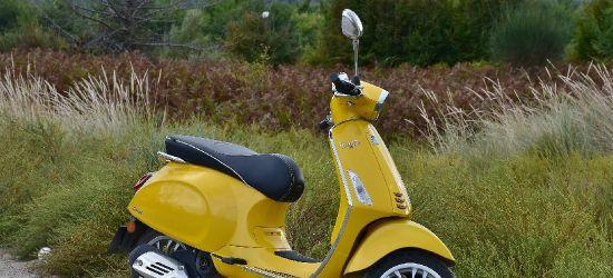 BIESZCZADY: Nietrzeźwy 16-latek na motorowerze