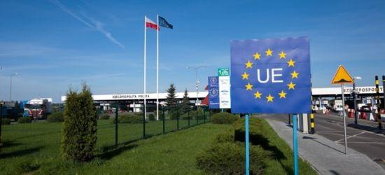 REGION: Ukrainiec ukradł paliwo i uciekał w kierunku Korczowej