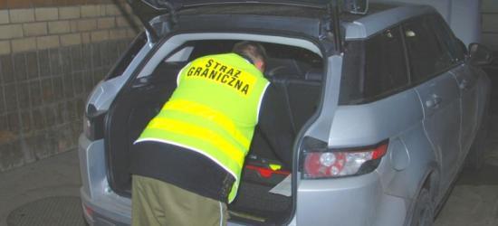 Skradziony we Włoszech, zatrzymany w Polsce. Sanoccy pogranicznicy nie odpuszczą