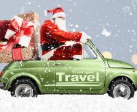 Życzenia świąteczne od firmy przewozowej Transgaz TRAVEL
