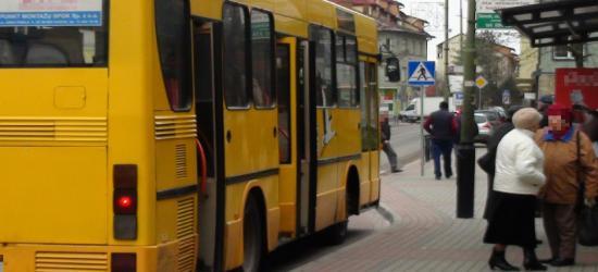 """GMINA ZAGÓRZ: Zmiany w kursach autobusów nr """"5"""", """"nie takie straszne, jak je malowano"""""""