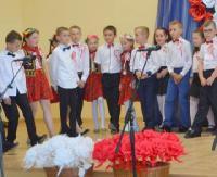 GMINA SANOK: Uroczystość 100. Rocznicy Odzyskania Niepodległości przez Polskę w Niebieszczanach (ZDJĘCIA)