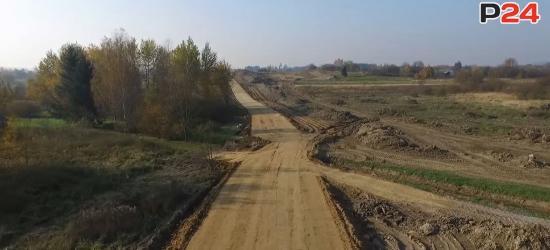 Budowa obwodnicy Sanoka. Utrudnienia na ul. Konopnickiej