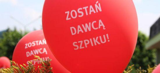 Dawca szpiku zarejestrowany w Sanoku podarował życie choremu Czechowi!