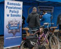Coś dla miłośników rowerów. Policjanci będą znakować jednoślady