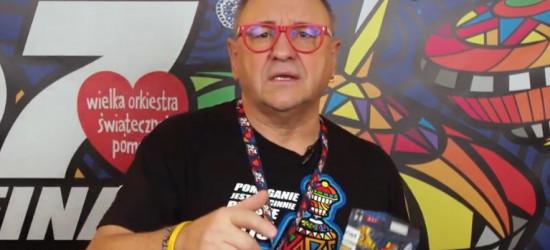 Jurek Owsiak zaprasza na finał WOŚP w Sanoku (VIDEO)