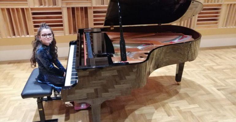 Pianistyczny powiew wiosny. Brawo dla Aleksandry! (FOTO)