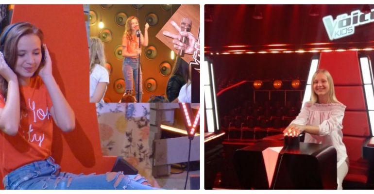 Dwie nasze reprezentantki w The Voice Kids! Dziewczyny obróciły jurorskie fotele!
