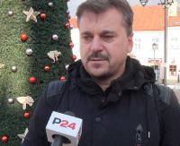 """Robert Ząbkiewicz ocenia rundę. """"Niektórych meczów troszkę żal"""" (FILM, WYWIAD)"""