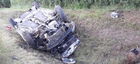 Dramatyczne zdjęcia z wypadku w Bykowcach (ZDJĘCIA)