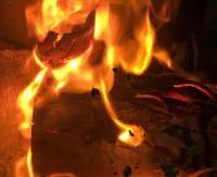 SANOK: Pożar w piwnicy. Prawdopodobnie ktoś celowo podłożył ogień