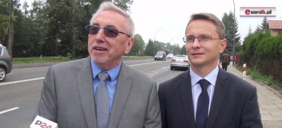 Będzie generalny remont ulicy Krakowskiej! Nowa nakładka, nowe chodniki (FILM)