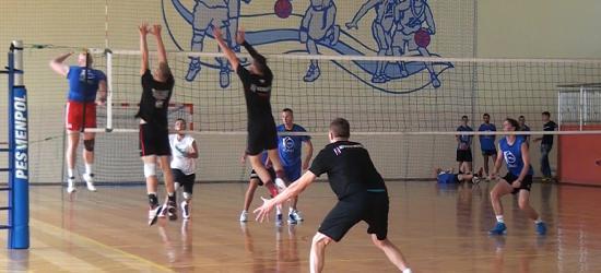 Siatkarze TSV Sanok ostro trenują. Za niespełna dwa tygodnie inauguracja sezonu (FILM)