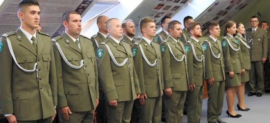 STRAŻ GRANICZNA: Mianowania na pierwszy stopień w korpusie chorążych i podoficerów (FOTO)