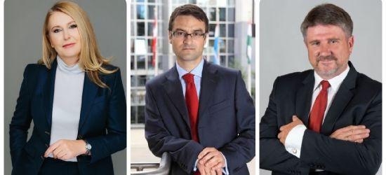 NIEOFICJALNIE: Łukacijewska, Poręba i Rzońca biorą mandaty do europarlamentu