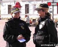 SANOK: Ponad 4 tysiące interwencji Straży Miejskiej. Podsumowano 2015 rok (FILM)