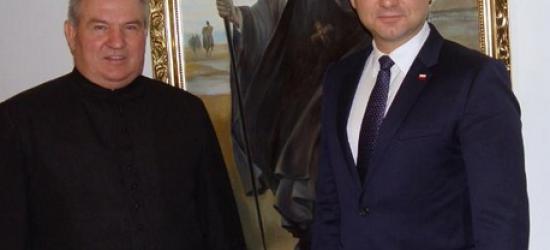 Prezydent RP Andrzej Duda w Sanktuarium Św. Andrzeja Boboli w Strachocinie (ZDJĘCIA)