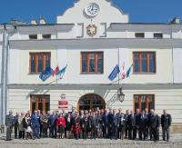 Rektorzy PWSZ w Sanoku naZgromadzeniu Plenarnym KRePSZ