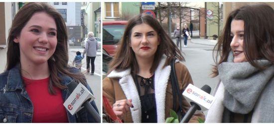 SANOK: Czego pragną kobiety w dniu ich święta? Odpowiadają sanoczanki (SONDA VIDEO)