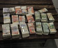 GRANICA: Próbowali przewieźć duże sumy pieniędzy bez zgłoszenia do kontroli. Zostali ukarani