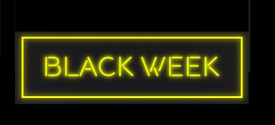 BLACK WEEKEND w Sanoku