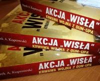 """""""Akcja Wisła – Krwawa wojna z OUN-UPA"""". Książki rozdane"""